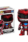 Pop Movies Power Rangers Red Ranger Vinyl Figure