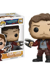 Pop Guardians of the Galaxy 2 Star-lord Vinyl Bobble Head