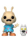 Pop TV Rocko's Modern Life - Rocko and Spunky Vinyl Figures