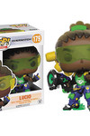 POP Games: Overwatch - Lucio Vinyl Figure