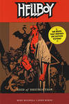 Hellboy Volume 1: Seed of Destruction TPB - nick & dent