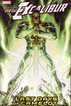 New Excalibur TPB Vol. 2: Last Days Of Camelot - nick & dent