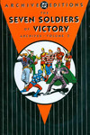 DC Archives - Seven Soldiers Of Victory HC Vol. 03