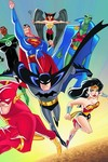 Justice League Unlimited Heroes TPB