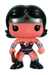 Pop Heroes Wonder Woman Previews Exclusive Vinyl Figure New 52 Version