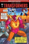 Transformers Deviations (One Shot) (Subscription Variant)
