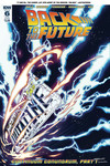 Back To The Future #6 (Subscription Variant)