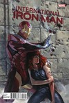 International Iron Man #1 (Dell'Otto Variant Cover Edition)
