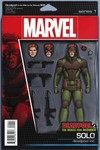 Deadpool Mercs For Money #2 (of 5) (Action Figure Variant Cover Edition)