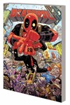 Deadpool Worlds Greatest TPB Vol. 01 Millionaire With Mouth