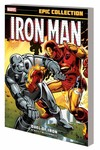 Iron Man Epic Collection TPB Duel Of Iron