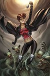 Grimm Fairy Tales Inferno Resurrection #4 (of 5) (Cover D - Rich)