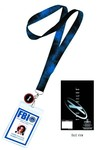 X-Files Scully ID Lanyard
