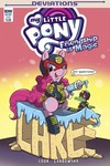 My Little Pony Deviations (Mash-up Variant Cover Edition)