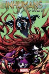 Inhumans Prime #1 (Stegman Venomized Variant Cover Edition)