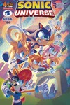 Sonic Universe #96 (Cover B - Evan Stanley)