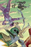 Mighty Morphin Power Rangers #13 (Retailer 20 Copy Incentive Variant Cover Edition)