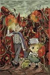 Over The Garden Wall Ongoing #12 (Subscription Fitzgerald Variant)