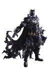 DC Comics Variant Play Arts Kai Batman Rogues Gallery Mr Freeze Action Figure