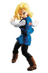 Dragon Ball Styling Android 18 Figure