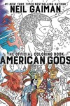 Neil Gaiman American Gods Official Coloring Book