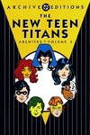 DC Archives - New Teen Titans HC Vol. 3
