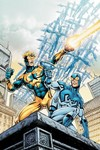 Booster Gold HC Vol. 2 Blue And Gold