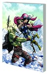 Marvel Adventures Thor And Avengers TPB Digest