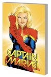 Captain Marvel TPB Vol. 01 Higher Further Faster More