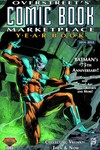 Overstreet Comic Book Marketplace Yearbook 2014 X-O Manowar Cover