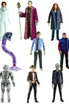 Doctor Who Action Figure 3pk 6pc Assortment