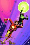 Flash #44 (Green Lantern 75 Variant Cover Edition)
