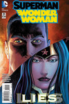 Superman Wonder Woman #21
