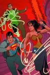 Superman Wonder Woman #21 (Green Lantern 75 Variant Cover Edition)