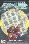 Atomic Robo & The Ring Of Fire #1 (of 5)