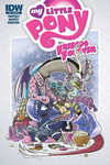 My Little Pony Friends Forever #20 (Subscription Variant)
