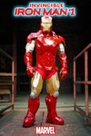 Invincible Iron Man #1 (Cosplay Variant Cover Edition)
