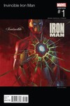 Invincible Iron Man #1 (Hip Hop Variant Cover Edition)