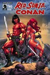 Red Sonja Conan #2 (of 4) (Cover A - Benes)