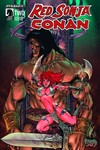 Red Sonja Conan #2 (of 4) (Cover B - Subscription Cover)
