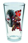 Toon Tumblers Avengers Age of Ultron Iron Man Pint Glass