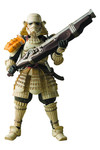 Movie Realization Star Wars Teppo Ashigaru Sandtrooper Action Figure