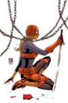 Deathstroke #3 (Davis Variant Cover Edition)