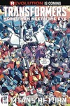 Transformers More Than Meets Eye #57 (Subscription Variant)