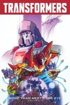 Transformers More Than Meets The Eye TPB Vol. 10