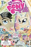 My Little Pony Friendship Is Magic #46 (Subscription Variant)