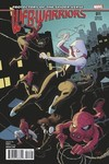 Web Warriors #11 (Rivera Last Issue Variant Cover Edition)