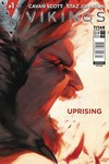 Vikings Uprising #1 (of 4) (Cover D - Glass)