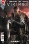 Vikings Uprising #1 (of 4) (Cover E - Burns)