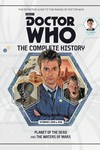 Doctor Who Comp Hist HC Vol. 22 10th Doctor Stories 200 - 201